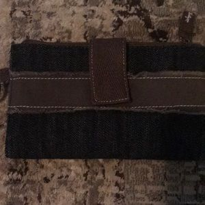 Thirty-one Denim wallet with key chain